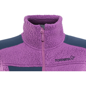 Norrøna Trollveggen Thermal Pro Jacket Dame royal lush